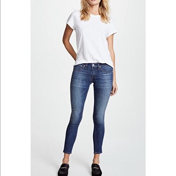 rag & bone Denim - Rag & Bone Skinny Jeans Size 29
